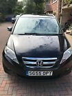 LARGER PHOTOS: Honda Frv 2.2 ctdi 6 seater mpv diesel 12 month m.o.t leather interior