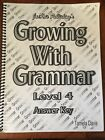 Growing With Grammar 4 Answer Key