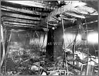 Photo: Inside The Burned Out Hull Of The SS Morro Castle, Asbury Park Beach 1934