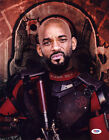 Will Smith SIGNED 11x14 Photo Deadshot Suicide Squad DC PSA DNA AUTOGRAPHED