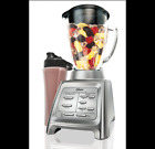 Electric Blender 7 Speed Stainless Steel Chopper Mixer Juicer w/ Smoothie Cup