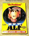 1987 Topps ALF SERIES ONE Full 48 Count Wax Pack Trading Box CASE FRESH MINT!!!