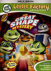 Leapfrog Great Shape Mystery DVD New and Sealed with Slip Cover