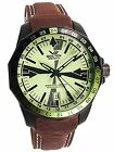 Vostok-Europe Radio Room, Dual Time Automatic Watch with Luminous Dial 2254224