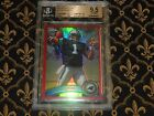 2011 Topps Chrome Cam Newton Red Refractor RC BGS 9.5 First graded pop 1 5 9 25