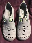 Childrens Place Youth Outdoor Water Shoes Gray Size 4
