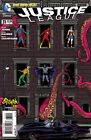 DC Justice League Comic Book #31 (2014) Mike Allred Batman 66 Variant Cover NM