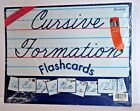 A Beka Cursive Formation Flashcards Grade 1 2 Letters Numbers Alphabet NEW