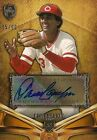 DAVE CONCEPCION 2013 Topps Supreme Authentic Autograph 50 Cincinnati Reds