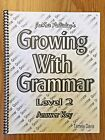 Growing with Grammar Level 2 Answer Key