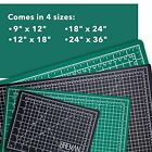 Large Self Healing Cutting Mat  Professional Double Sided Flexible Fabric Ro