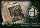 2004 Artbox Harry Potter and the Prisoner of Azkaban Update Trading Cards 19