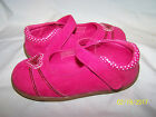 SESAME STREET ABBY CASUAL SPORT MARY JANE TODDLER GIRLS SIZE 8 PINK NEW