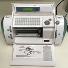 Cricut Personal Electronic Cutter Lot W Accessories 2006 Pre Owned Provo Craft