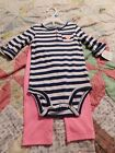 Carters NWT Size 24 months 2pc Outfit Super Soft Super Cute