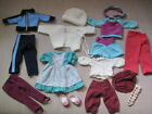 VTG FISHER PRICE MY FRIEND DOLLS CLOTHES LOT