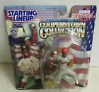 1999 EDITION STARTING LINEUP BOB GIBSON COOPERSTOWN COLLECTION W/CARD CARDINALS