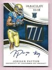 2016 Panini Immaculate Collegiate Football Cards - Checklist Added 18