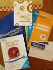 Weight Watchers Points Plus Pocket Guide Lifetime Members Dining Out Companion +