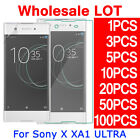 9H Tempered Glass PET Screen Protector Film For Sony Xperia XA1 Ultra 60 LOT