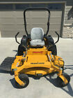 HUSTLER SUPER Z 60 45 HOURS KAWASAKI ZERO TURN COMMERCIAL MOWER WARRANTY
