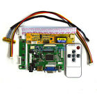 HDMI+VGA+AV LCD Controller Board Kit For LG Philips LP141WP1 TLD2 LP154WP4 TLA1