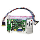 HDMI+VGA+AV LCD Controller Board Kit For LG Display 101 Screen LD101WH2 SL02