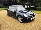 LARGER PHOTOS: 2005 MINI Hatchback Cooper S Checkmate 1.6 immaculate + low mileage