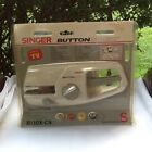NEW In Package Singer Button Magic Hand Held Sewing Machine NOS NIP