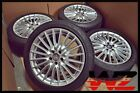 19 Mercedes Benz CL S Class Staggered Wheels Tires OEM A2214015602 A2214015702