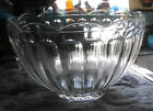 Vintage Colonial Panel Anchor Hocking Glass Punch Bowl Set