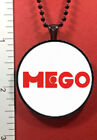 MEGO TOY COMPANY LOGO PENDANT U WEAR STAR TREK PLANET OF THE APES WGSH