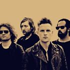 The Killers Tuesday 14/11/2017 at Manchester Arena tier 109 row P x2