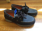 NEW UNWORN Boys Youth Boat Casual School Shoes Sz 3 M