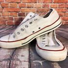 Chuck Taylor White Converse Womens size 9 Casual shoes sneakers lace up
