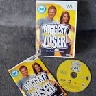 Biggest Loser Nintendo Wii Bob Harper Jillian Michaels Fitness with Book