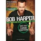 Used Bob Harper Inside Out Method Body Rev Cardio Conditioning DVD 2010