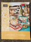 Stampin Up Idea Book  Catalog 2009 2010