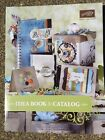 Stampin Up Idea Book  Catalog 2010 2011