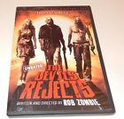 The Devils Rejects Rob Zombie DVD 2005 2 Disc Directors Cut Unrated FS