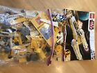 Lego 8037 Star Wars Anakins Y Wing Starfighter Set W Minifigures USED