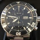 Oris Diver Chronograph stainless steel