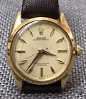 Vintage 1944 ROLEX 18k Solid Gold Oyster Perpetual Chronometer 6564 Cal 1030