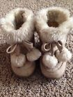 Faded Glory Toddler Girl Winter boots Size 5