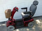 Shoprider Sunrunner Mobility Scooter New Battery Electric Power Lightly Used