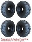 4 x of 145 70 6 Tire with rim Wheel 50cc 70cc 90cc 110cc Taotao Quad ATV Go Kart
