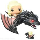 Game Of Thrones - Dragon Daenerys Rides Action Figure Collectible New