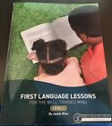 First Language Lessons For the Well Trained Mind Level 1