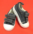 Baby Gap Shoes S Size 3 Months Infant Crib Boys Blue White Sneakers Comfort Slip