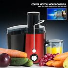 Juice Extractor Machine Vegetable Fruit Fresh Maker Squeezer Juicer Electric Mix